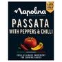 Napolina Passata with Peppers & Chilli
