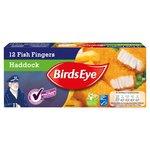 Birds Eye 12 Haddock Fish Fingers