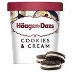 Häagen-Dazs Ice Cream Cookies & Cream