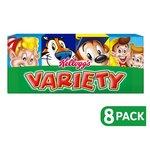 Kellogg's Variety Pack 8 Pack