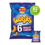 Walkers Wotsits Really Cheesy Snacks
