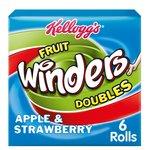 Kellogg's Strawberry & Apple Fruit Winders Multipack