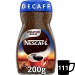 Nescafe Original Decaff Instant Coffee