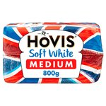 Hovis Medium Soft White Loaf