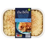 Morrisons The Best Salmon Smoked Haddock & King Prawn Fish Pie