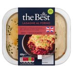 Morrisons The Best  Lasagne Al Forno