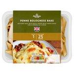 Morrisons Italian Penne Bolognese Bake
