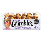 Mrs Crimble's 6 Large Chocolate Macaroons