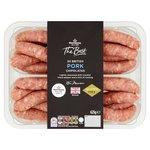 Morrisons The Best 20 Pork Chipolatas