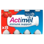 Actimel Strawberry Yogurt Drink