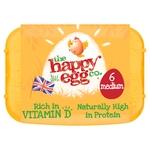 Happy Egg Medium Free Range Eggs