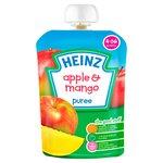 Heinz 4 Mths+ Smooth Apple & Mango