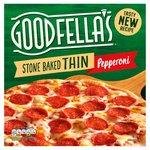 Goodfella's Stonebaked Thin Pepperoni Pizza