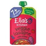 Ella's Kitchen Vroom Vroom Veggie Lasagne