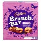 Cadbury Raisin Brunch Bars