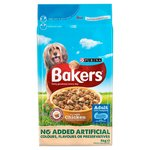 Bakers Complete Dry Dog Food with Chicken & Vegetables