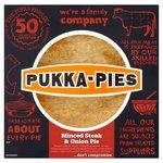Pukka Minced Steak & Onion Pie