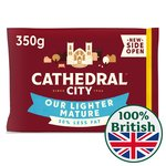 Cathedral City Lighter Mature Cheddar