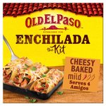 Old El Paso Cheesy Baked Enchiladas Dinner Kit