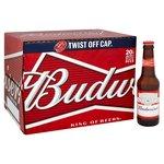Budweiser Bottles, Delivered Chilled