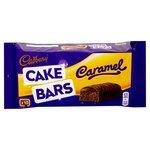 Cadbury Caramel Cake Bars