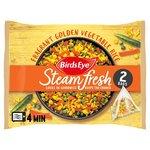 Birds Eye 2 Golden Vegetable Rice