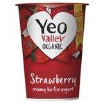 Yeo Valley Family Farm Strawberry Yogurt
