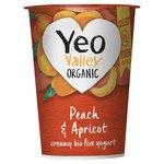Yeo Valley Family Farm Peach & Apricot Yogurt