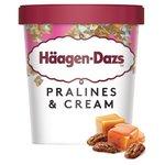 Haagen-Dazs Praline & Cream Ice Cream