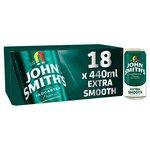 John Smith's Extra Smooth Cans