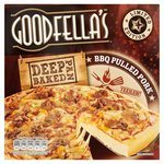 Goodfellas Deep Pan Limited Edition Pizza