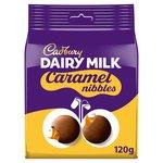 Cadbury Caramel Nibbles