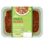 Morrisons Italian Spaghetti Bolognese