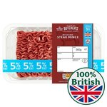 Morrisons British Lean Mince Beef Steak 5% Fat