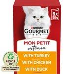 Gourmet Mon Petit Duck, Chicken and Turkey