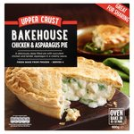 Uppercrust Chicken & Asparagus Pie