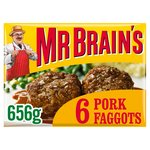 Mr Brains Pork Faggots