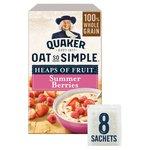Quaker Oat So Simple Summer Berries