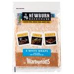 Newburn Bakehouse White Wraps
