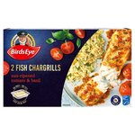 Birds Eye 2 Fish Chargrills With Tomato & Herbs