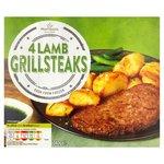 Morrisons Lamb Grill Steaks