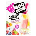 Yoo Moo Tropical & Strawberry Yogurt Lollies