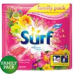 Surf Tropical Lily & Ylang Ylang Washing Capsules 33 Wash