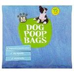 Morrisons Dog Poop Bag With Closure Sticker
