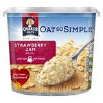 Quaker Oat So Simple Strawberry Jam Big Pot