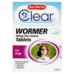 Bob Martin Clear Wormer Tablets