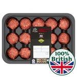 M Signature British Beef Brisket Meatballs