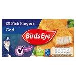 Birds Eye 20 Cod Fish Fingers