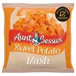 Aunt Bessie's Sweet Potato Mash