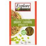 Explore Organic Edamame Spaghetti
